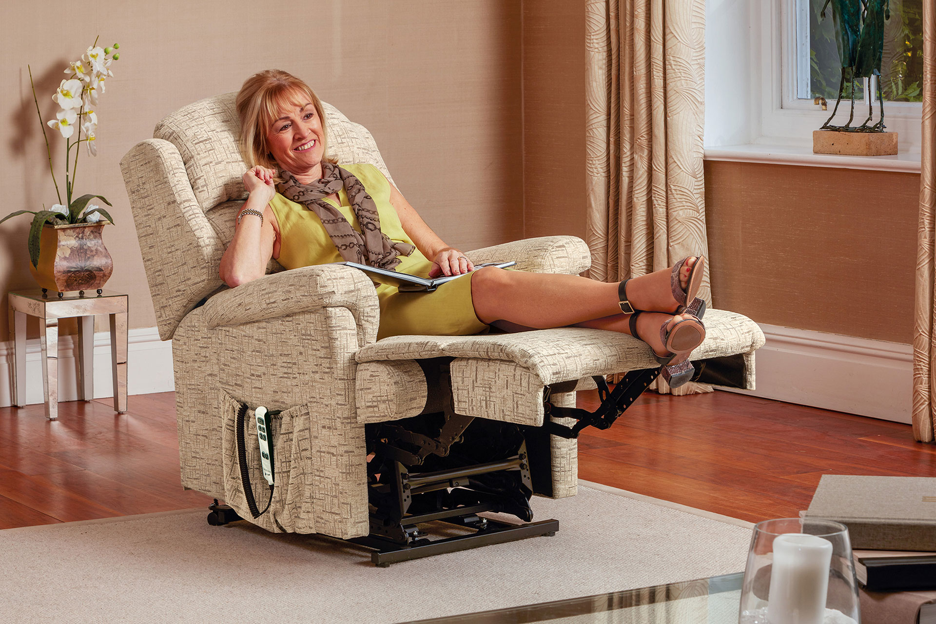Sherborne Lift and Rise Recliners